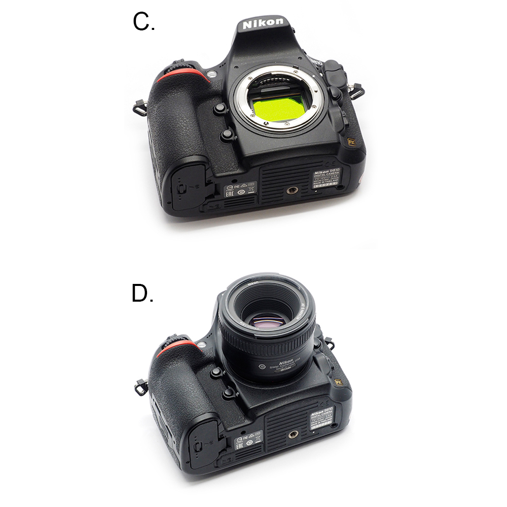 Astro Multispectra filter (lps), Sony A7